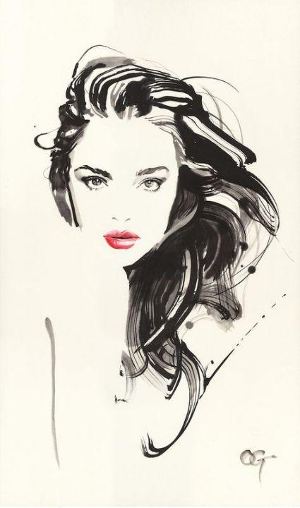 Photo of 55 trendy fashion illustration sketches style inspirational