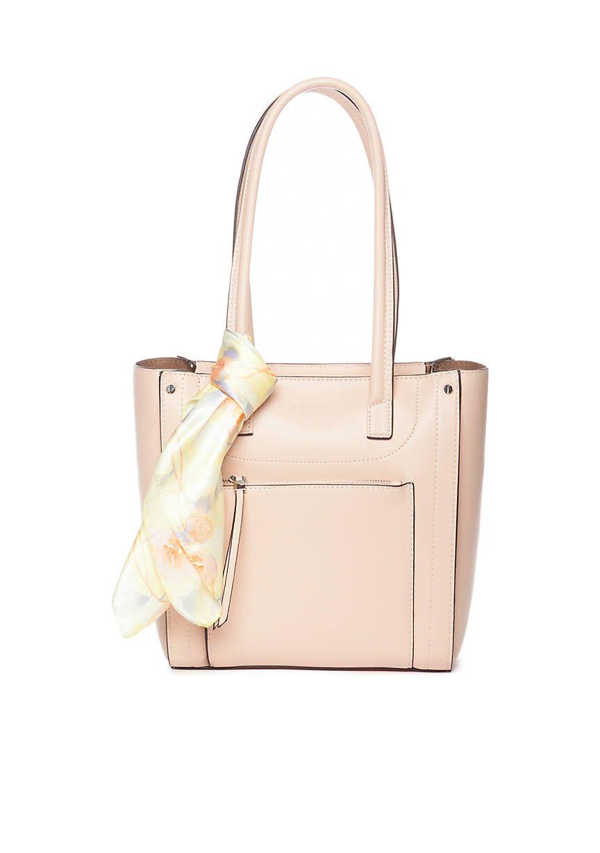 f414f029eeb London Fog® Bloomfield Shopper Bag with Scarf in 2019   Handbags ...