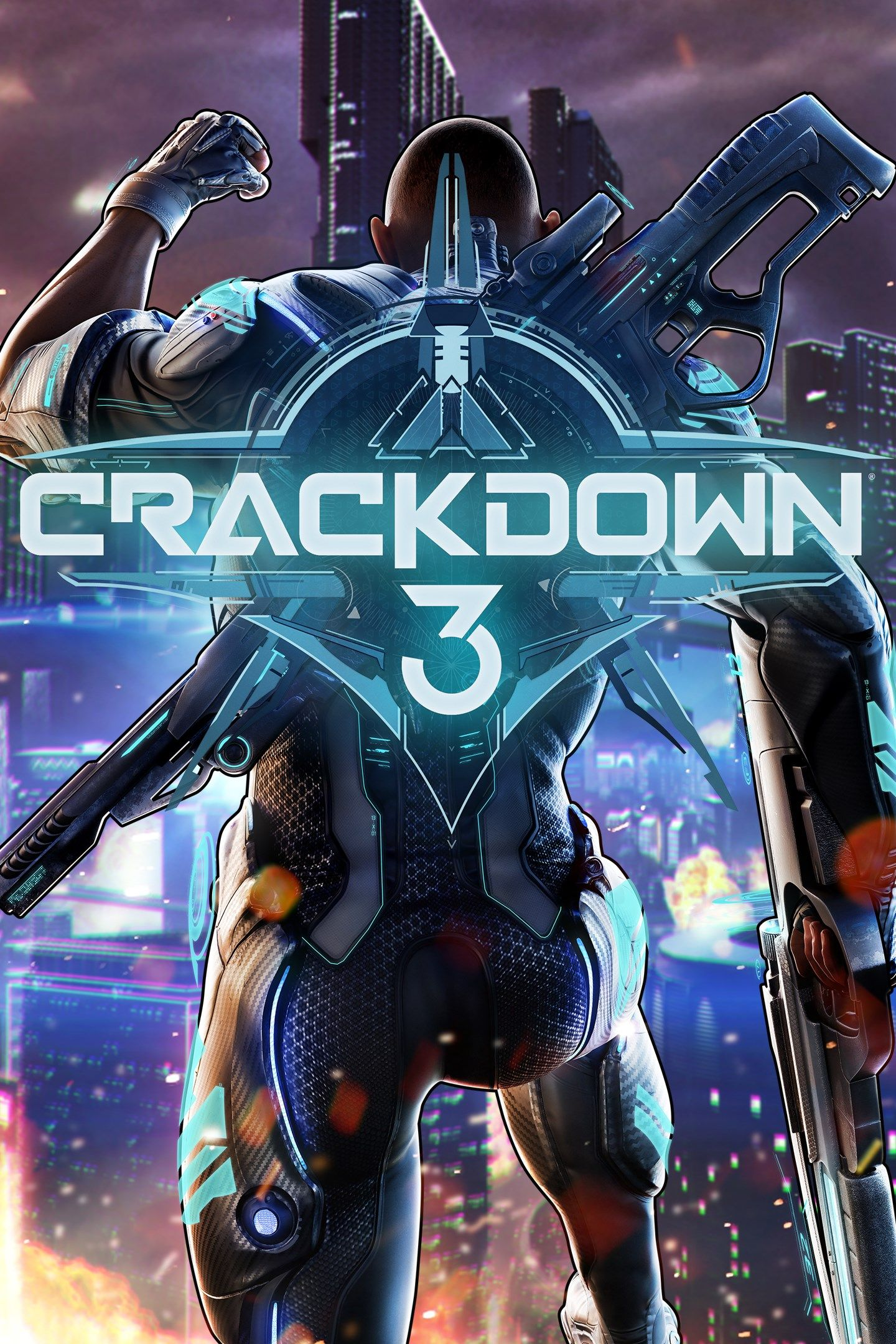 Crackdown 3 PC System Requirements Revealed Xbox one