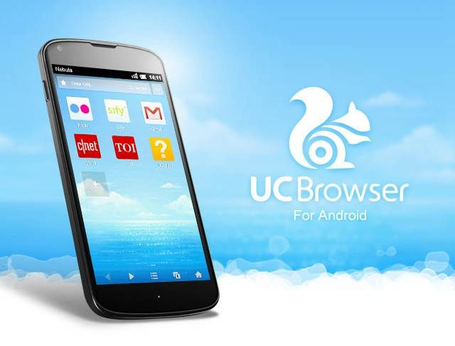 UC mini Browser offers you a fast & allinone experience