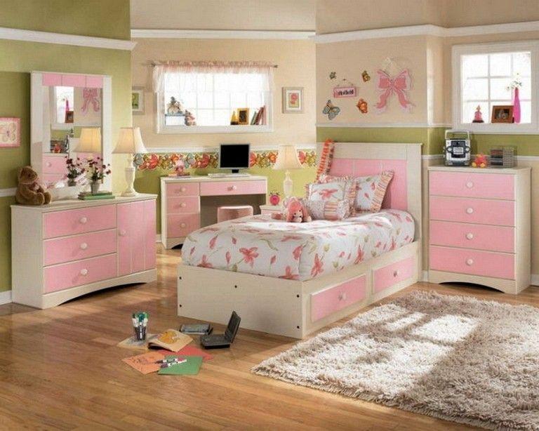 Kid S Bedroom Ideas For Girls 75 Cute Pict Diseno De Cuarto