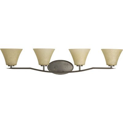 Bravo 4 Light Bath Vanity Light