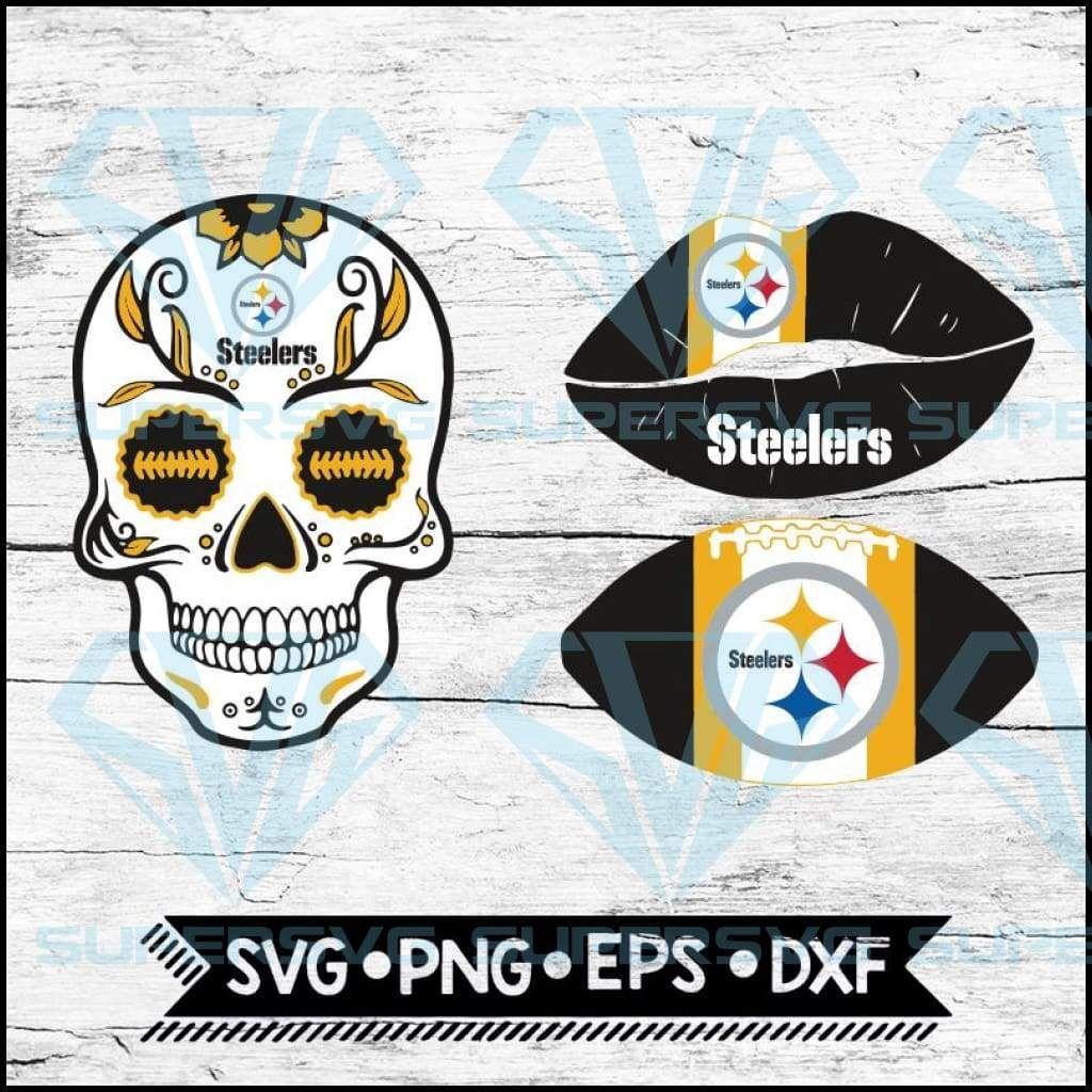 Pittsburgh Steelers Svg, NFL Svg, Bundle, Svg, Cricut File