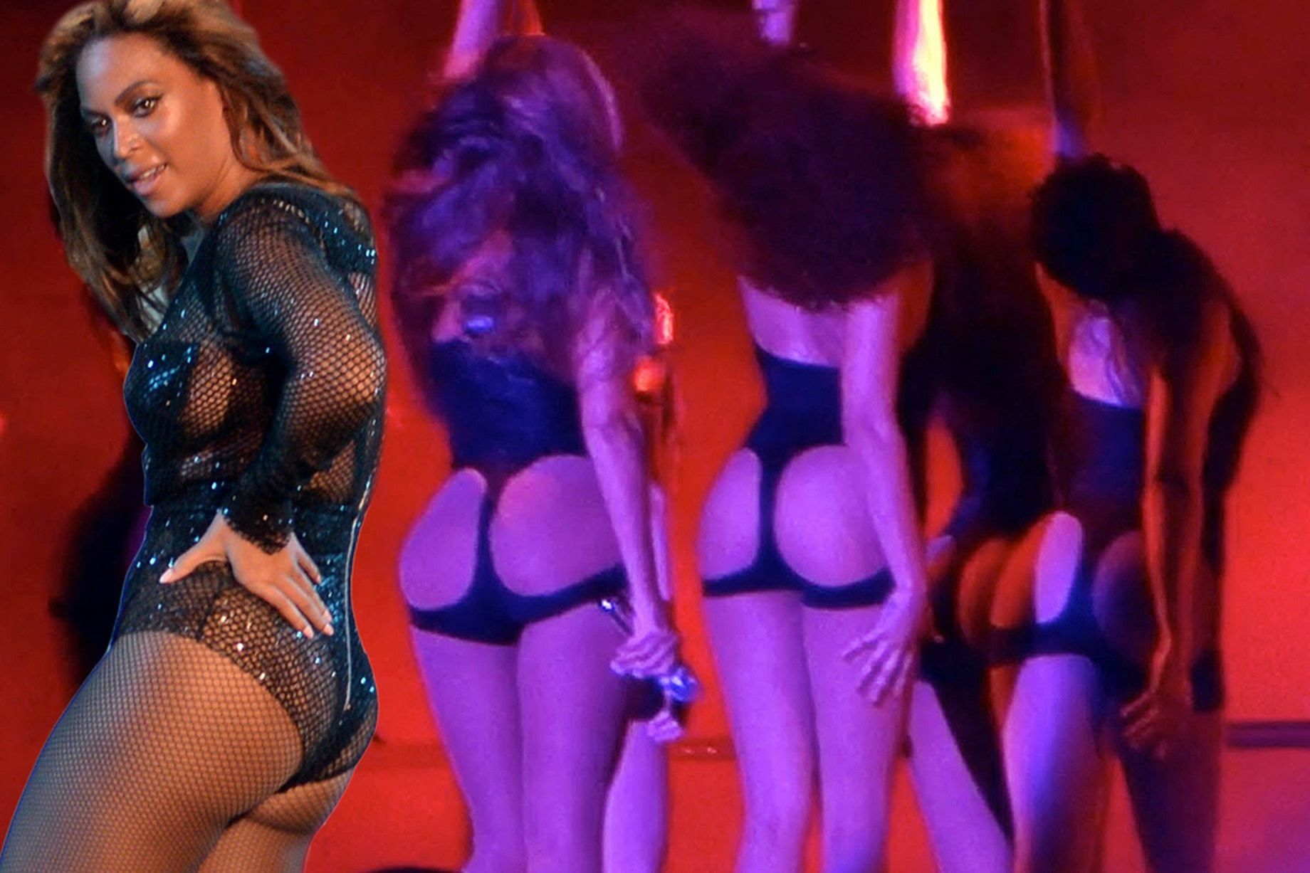 Beyonce butt sexy