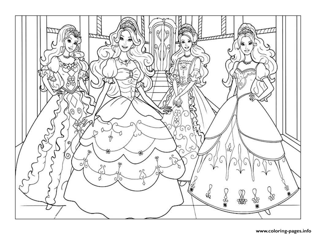Barbie colouring in online free - Adult Barbie Coloring Pages Printable And Coloring Book To Print For Free Find More Coloring Pages Online For Kids And Adults Of Adult Barbie Coloring
