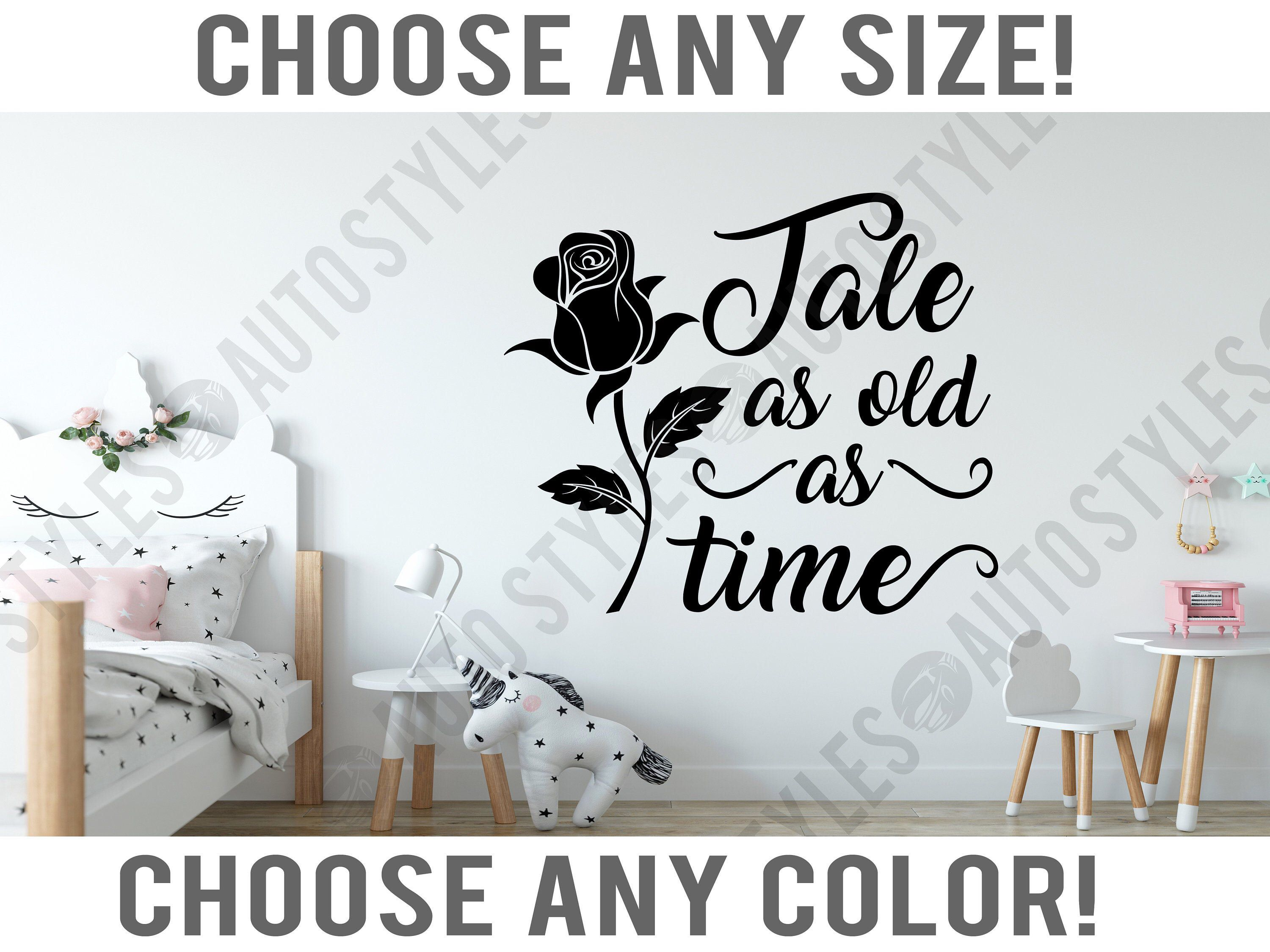 Best Kids Room Playroom Girls Tale As Old As Time Rose Belle 640 x 480
