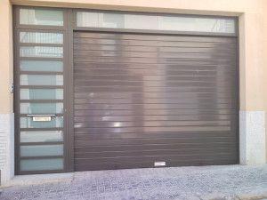 Enrollables Persianas Teruel Puertas De Garaje Puertas Automaticas Puertas De Garage