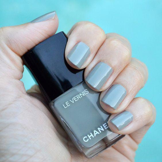 Cliomakeup Enamel Autumn 2017 9 Chanel Nail Polish