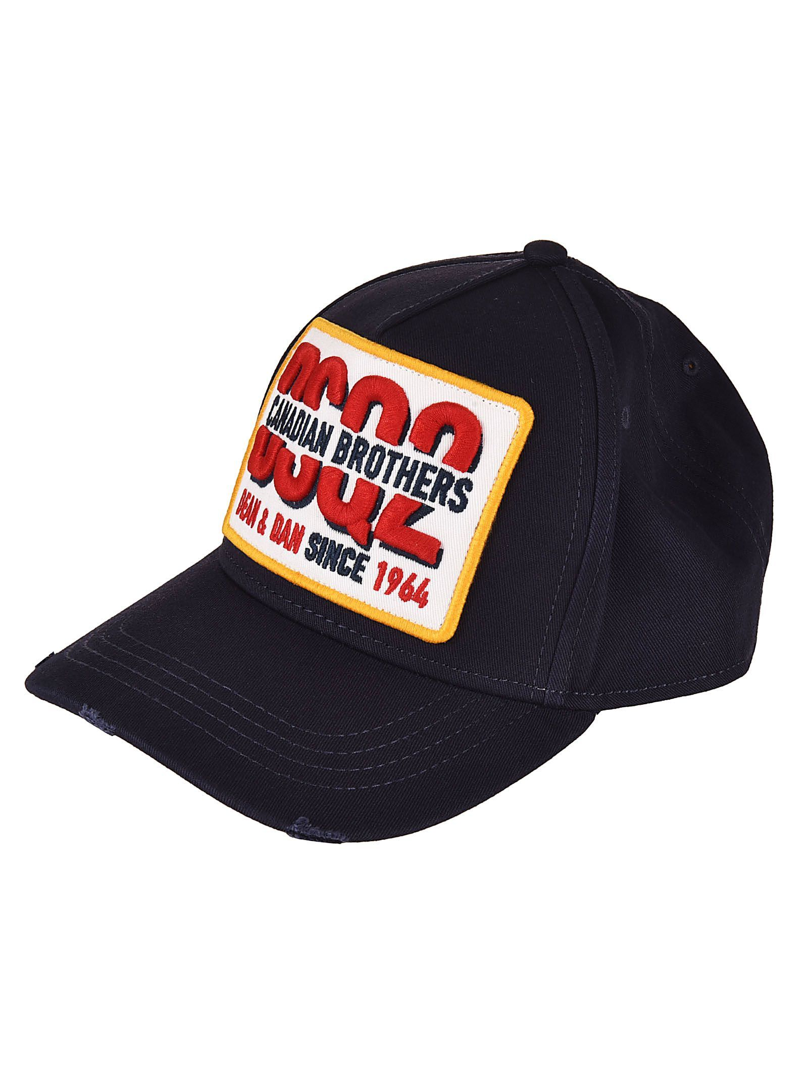 5fef409c32208 DSQUARED2 CANADIAN BROTHERS LOGO CAP.  dsquared2 Dsquared2