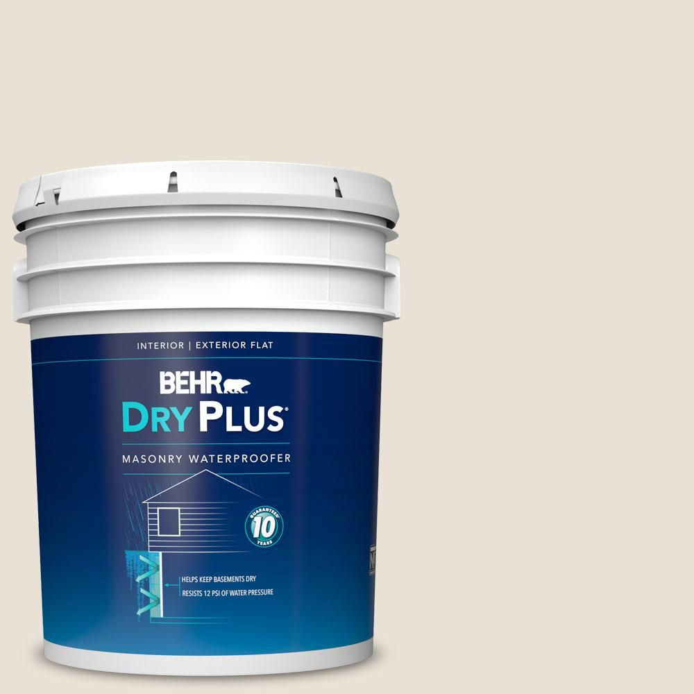 Behr 5 Gal 73 Off White Dry Plus Masonry Waterproofer