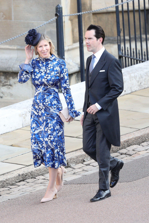 Kate Middleton Chooses Alexander Mcqueen For Princess Eugenie S Wedding Eugenie Wedding Wedding Attire Princess Eugenie Celebrities at princess eugenie and jack brooksbank wedding. princess eugenie