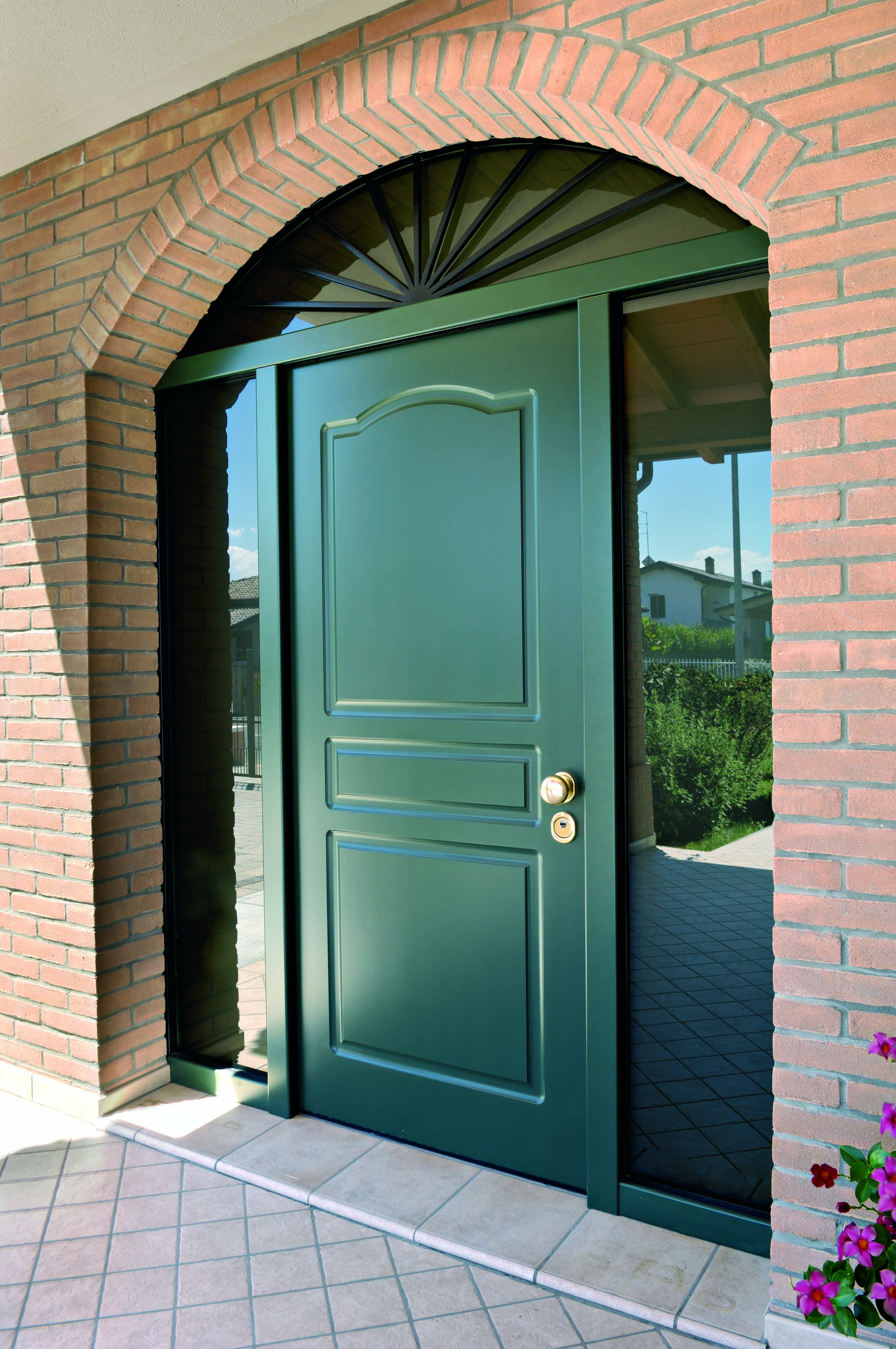 Entrance Door With Glass Security Doors Pinterest Entrance