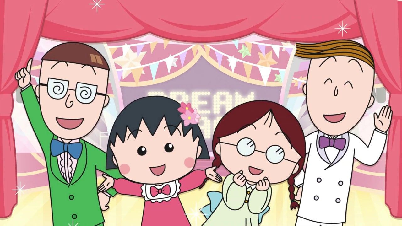 Chibi Maruko Chan Dream Stage Trailer game for Android in