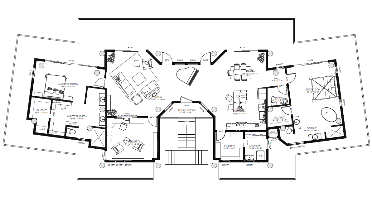 Superb Floor Plans Beach House On With Pole  Plan Picture Houses house floor plans and buildings