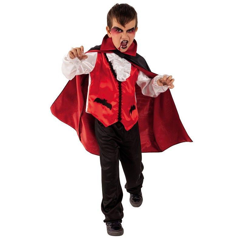 disfraz el conde dracula niño | disfraces halloween niños