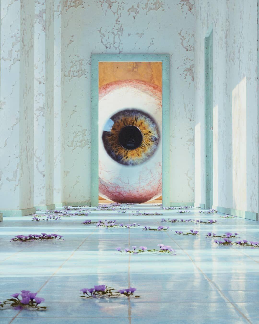 #eye #design #art #render #motiondesign #fantasy