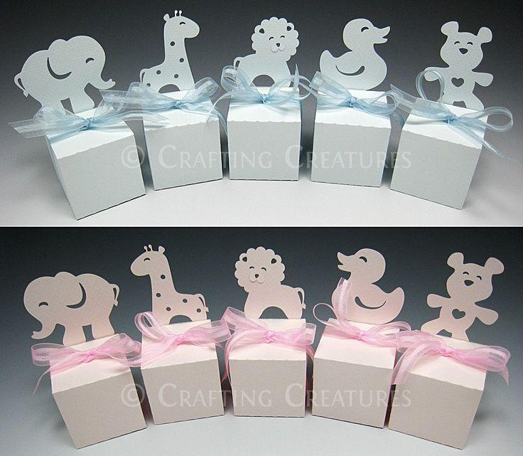 10x Mini Acrylic Dummy Picks Craft Baby Favours Cards