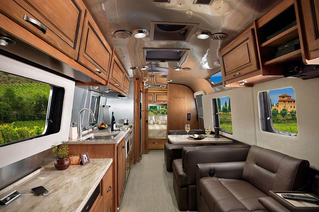 Luxury Mobile Home Interior | арх заметки | Pinterest | Airstream on luxury cabin interior design, luxury villa interior design, luxury mansion interior design, luxury condo interior design, luxury duplex interior design, luxury penthouse interior design,