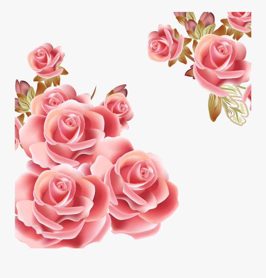 Peach Flower Clipart Vector Rose Gold Flowers Png Is A Free Transparent Background Clipart Image Flower Clipart Pink Roses Background Pink Flowers Background