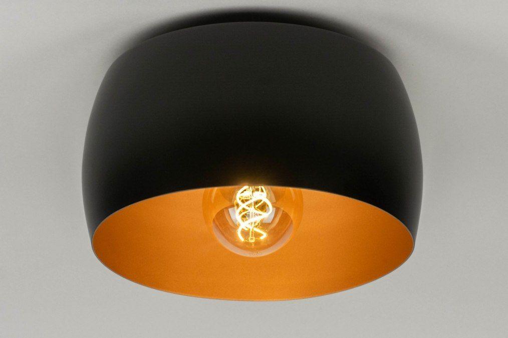 Plafondlamp 73032 modern eigentijds klassiek goud