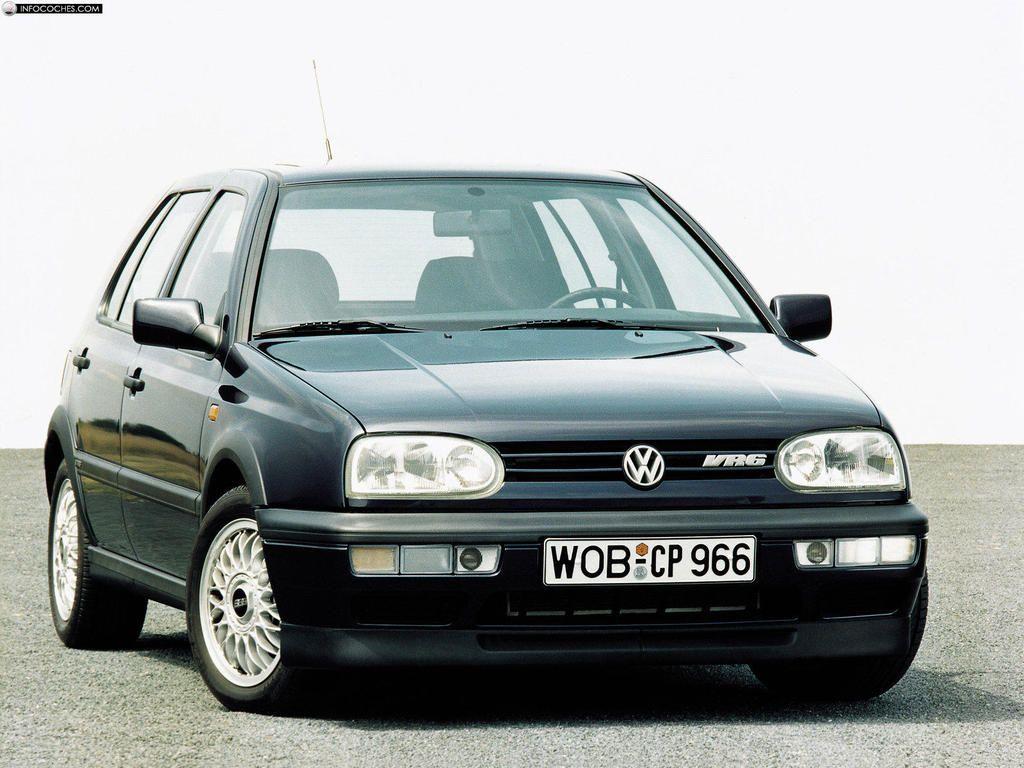 1991 Volkswagen Golf III 1991 Volkswagen Golf III 1 9L L4 Air