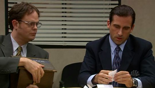 The Office SE Performance Review  Series