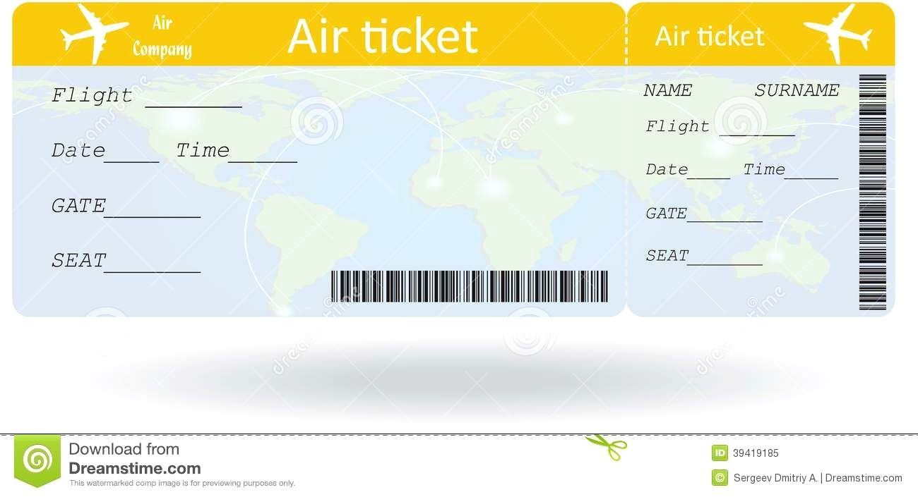 Plane Ticket Template Pdf Best Of Pin By Pat Zema On French Ticket Template Printable Ticket Template Airline Tickets