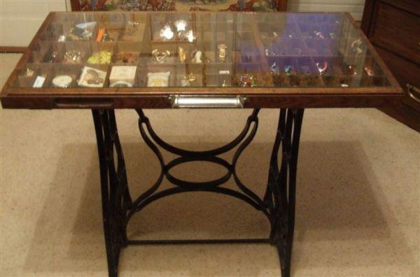 aus alt nue gestalten Treadle ~ Tables ~ Drawers Pinterest - wohnzimmer ideen alt