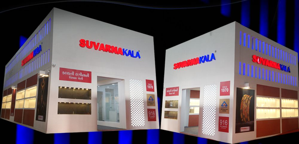Jewelry Exhibition Stand Design : Exhibition stand design in jewellery show