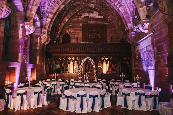 Peckforton Castle Wedding Venue Review