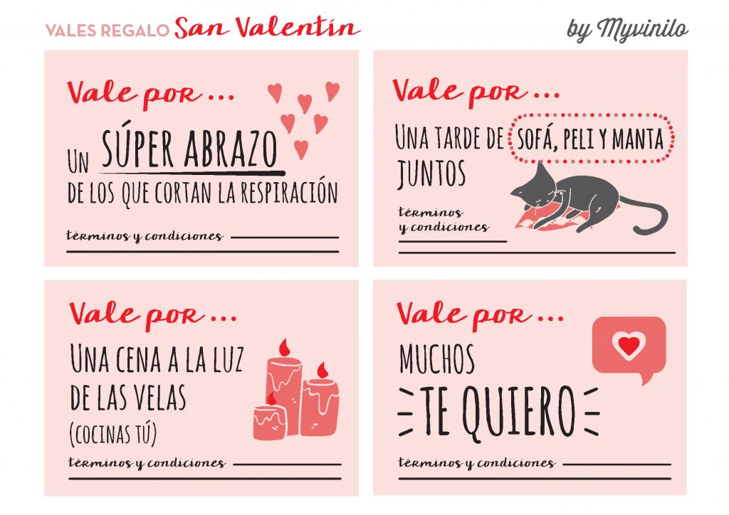 20 Valentines Day Printables In Spanish Ideas Para