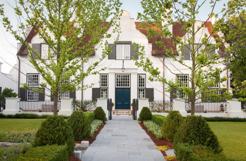 Cape Dutch Inspired South African Homes, Cape Dutch, Interior Design Books,  Dutch House