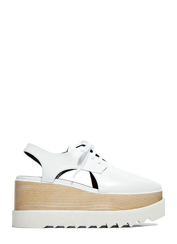 Pre SS16: Stella McCartney Elyse Cut-Out Shoes