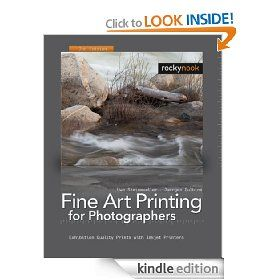 If you wish to produce the best photographic prints you can, then read this book for insights on how to calibrate your printer, manage colours, inks and profiles.