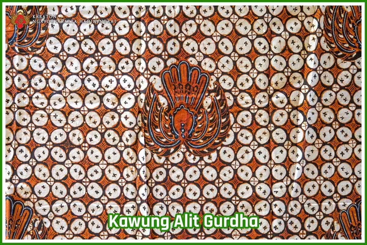 Motif Batik Keraton Yogyakarta Dengan Gambar