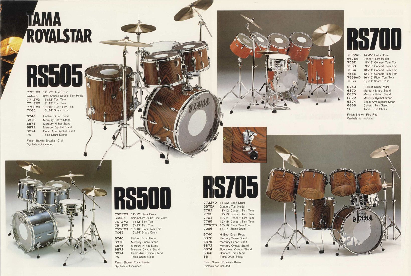 Catalogue 1981 vintage drums how to play drums tama