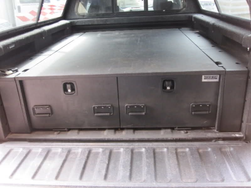 pickup truck cap with side storage - google search | truckvault