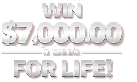 PCH Contest   Win $7,000.00 A Week For Life!