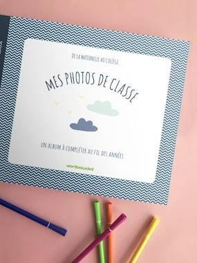Album Pour Photo De Classe : album, photo, classe, Album, Photos, Classe, Multicolore, Vertbaudet, Photo, Classe,