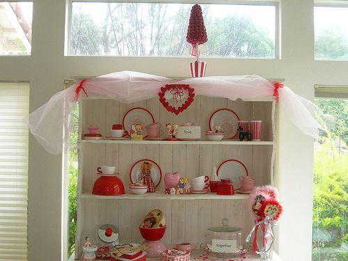 Lovey Dovey Valentine Hutch! | Flickr - Photo Sharing!