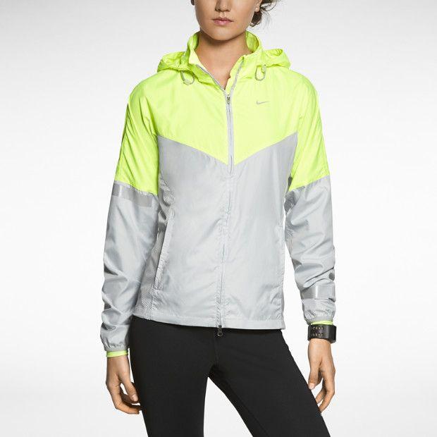 Nike Vapor Women's Running Jacket...on my Christmas list