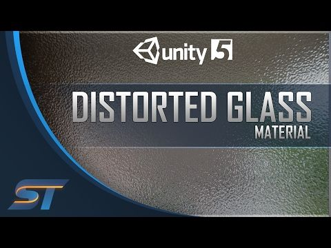 In this Unity 5 tutorial I show you how to create a simple frosted