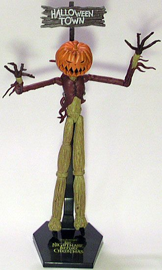 Nightmare Before Christmas Scarecrow | Holiday Deco-Fall ...