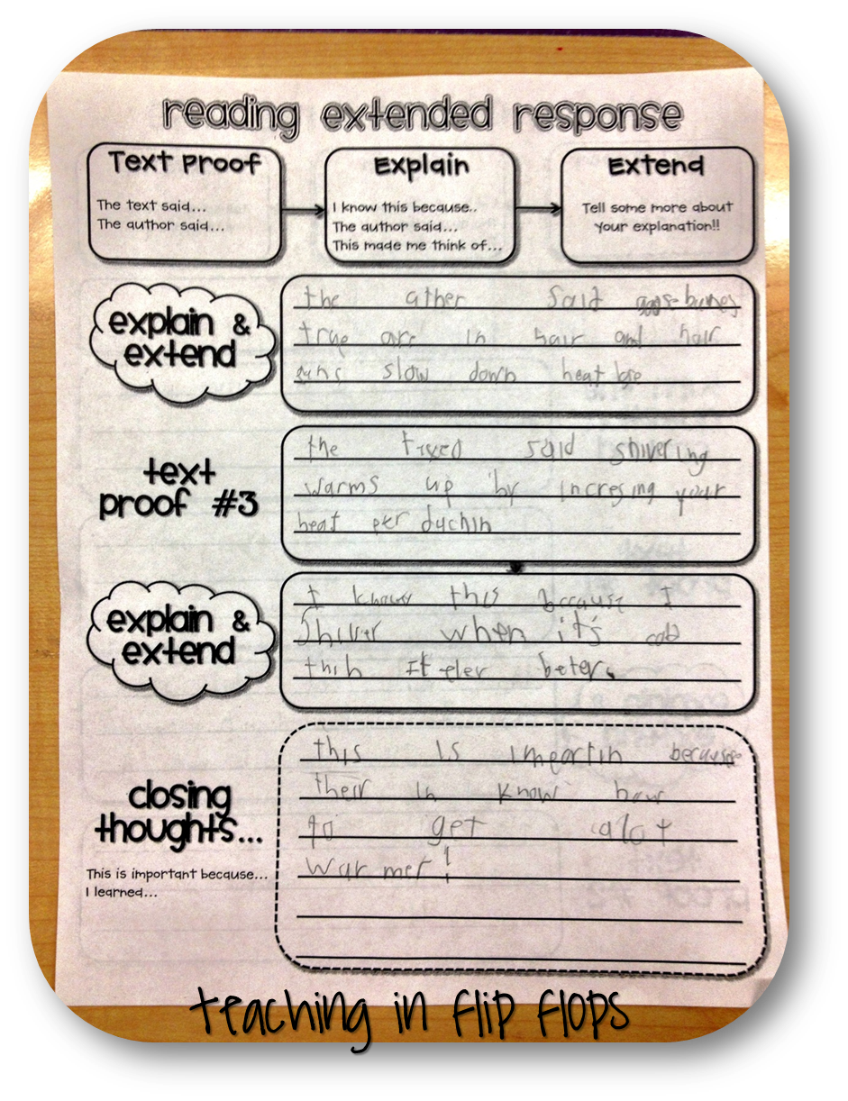 Persuasive / Opinion Writing