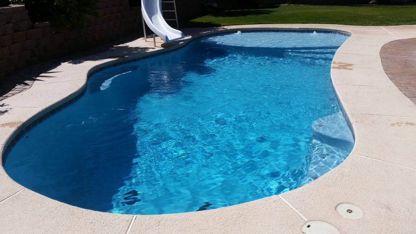 Sun Shelf Cost Add During Renovation With Images Pool Remodel Renovations Pool Life
