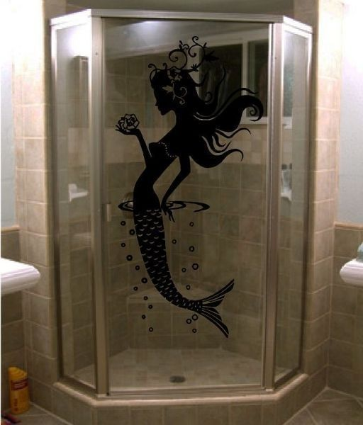 16 Cheap Bathroom Updates with Wow Factor #mermaidbathroomdecor