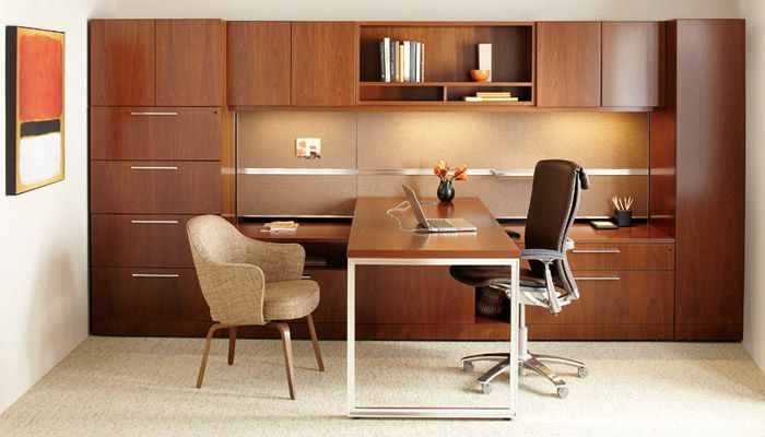 Knoll Reff Profiles Private Office Partner Office