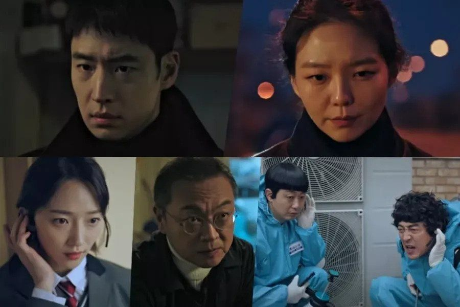 "Watch: Lee Je Hoon, Esom, Pyo Ye Jin, And More Pursue Their Own Version Of Justice In ""Taxi Driver"" Teaser"