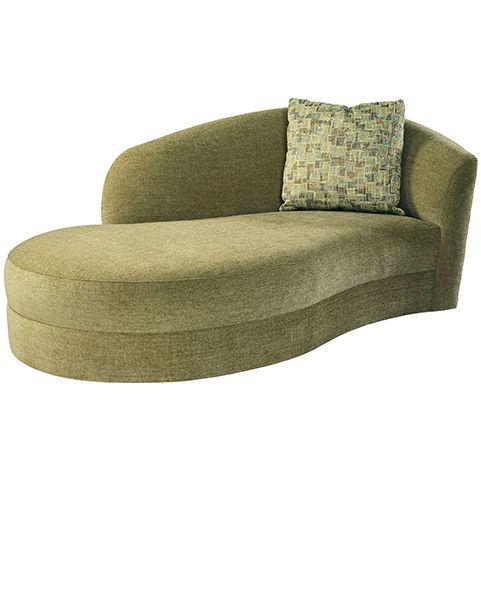 Small Indoor Chaise Lounge Chair