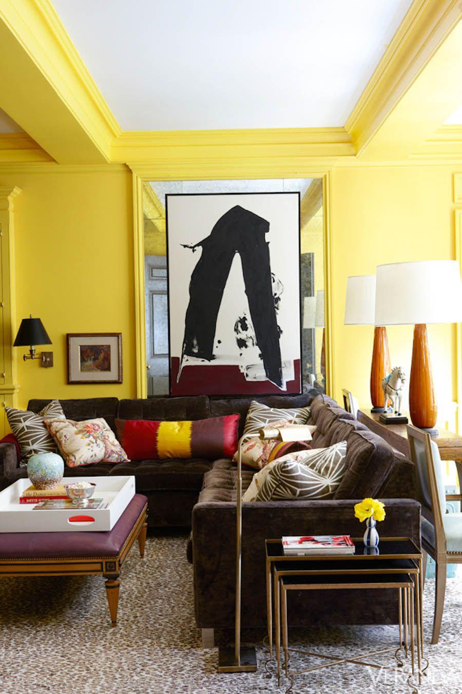 Nick Olsen design   colour   Pinterest   Olsen, Room and Living rooms